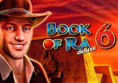 Book of Ra 6 Deluxe online zocken