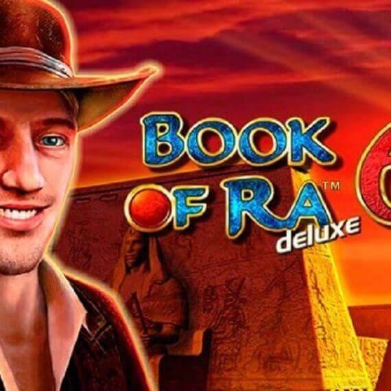 Book of Ra 6 Deluxe online zocken