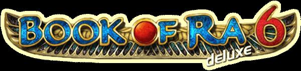Book of Ra 6 Deluxe Logo