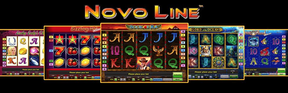 Novoline Spiele im Überblick