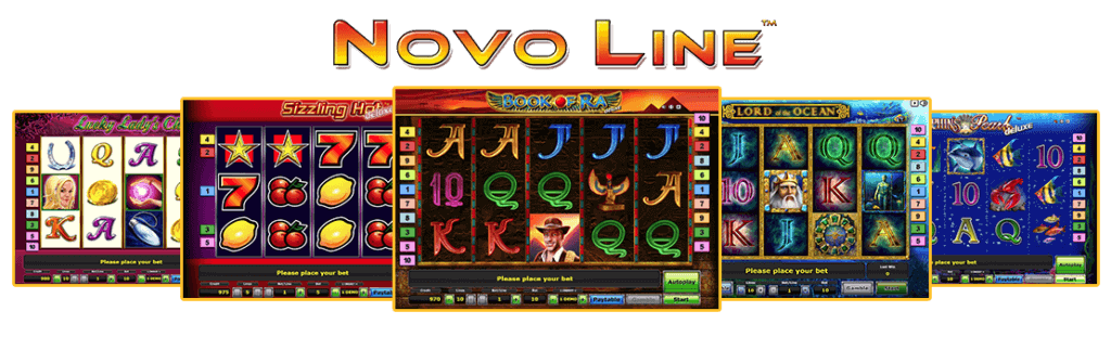 Novoline Slot Übersicht