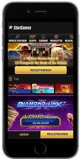 Stargames iPhone